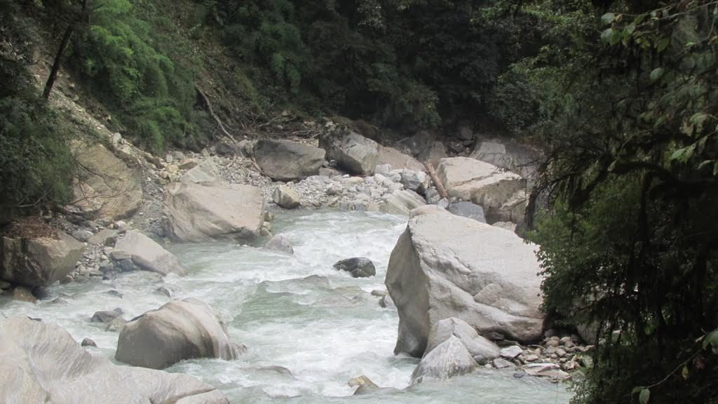 MYAGDI KHOLA HYDROPOWER PROJECT